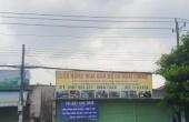 CHO THUÊ NHÀ NGUYÊN CĂN MẶT TIỀN!  Số 37/2 Mặt tiền đường DT743, KP Đông Tân, Phường Tân Đông Hiệp, TP. Dĩ An, Bình Dương.